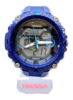Reloj Tressa Hombre Analogo Digital Tienda Oficial
