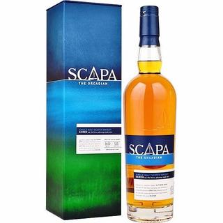 Whisky Scapa Single Malt Skiren The Orcadian Con Estuche