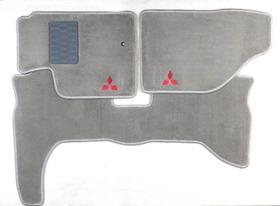 Tapete Pajero Sport - 1999 A 2009 - Carpete Super Luxo
