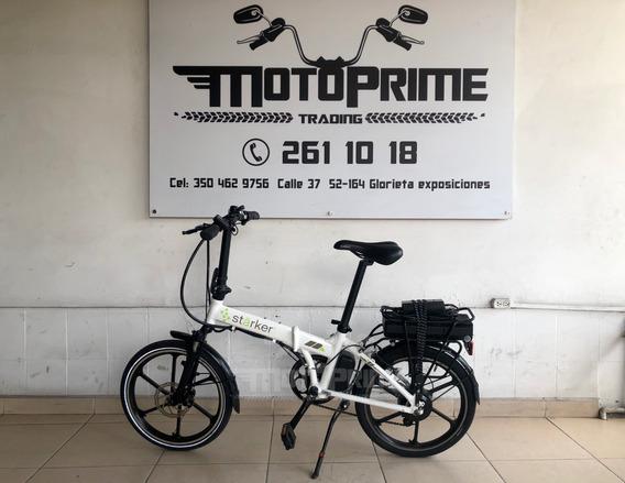 Bicicleta Starker Eléctrica..... Perfecto Estado!