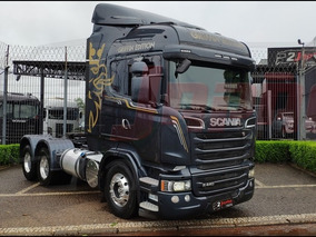 Scania R440 Highline Streamline 2016 6x2 *griffin Edition*