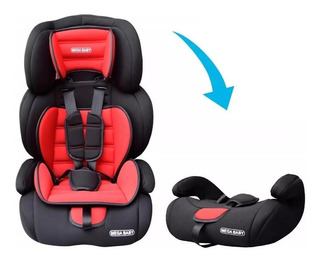 Butaca Booster Auto Bebe Megababy 9 A 36 Kg Homologada Promo