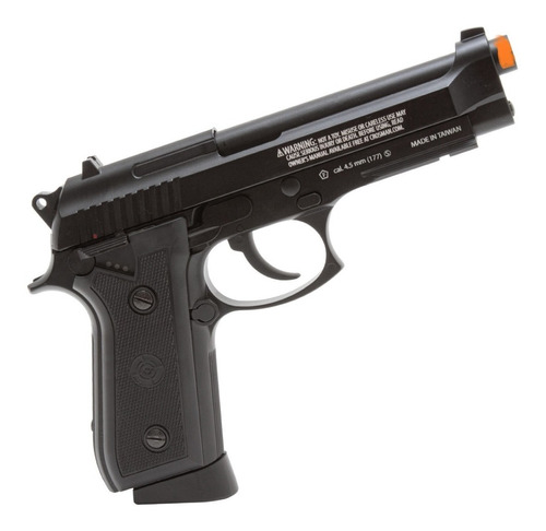 Imagem 1 de 5 de Pistola De Pressão Co2 Crosman M92 Pfam9b 4.5mm Tipo Beretta
