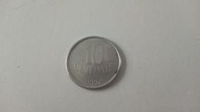 Moeda De 10 Centavos 1997