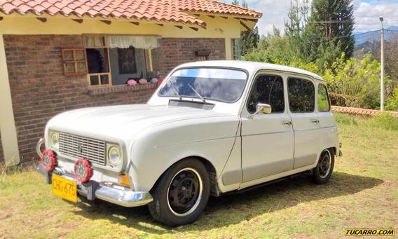 Renault R4 Tse Lider
