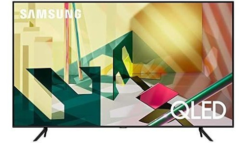 Tv Samsung 65-inch Class Qled Q70t Series 4k Uhd Dual Led Qu