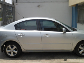 Vendo Mazda 3 Color Plateado