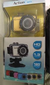 Câmera Para Esportes E Moto