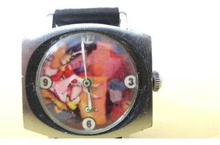 Reloj Pulsera De Hombre Fero Funcionando Ey113