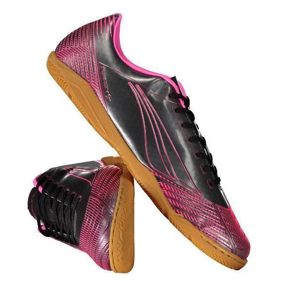 Chuteira Penalty S11 R2 Viii Futsal Rosa