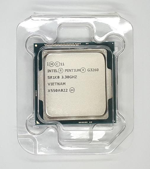 Processador Intel Pentium G3260 Lga 1150 4ª Geração S/cooler