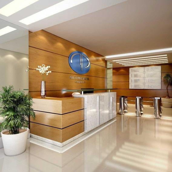 Sala Em Centro, São Gonçalo/rj De 21m² À Venda Por R$ 130.000,00 - Sa212974