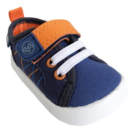 Zapato Para Niño Bubble Gummers Iglu Ii Mno/nja