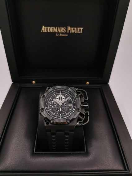 Audemars Piguet Royal Oak Offshore Survivor Ceramica Y Cauch