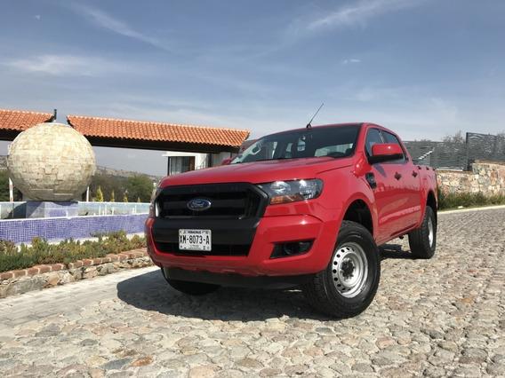 Ford Ranger Xl Cuatro Puertas 2017