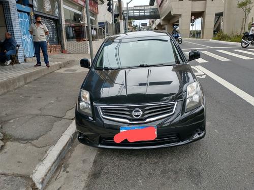Imagem 1 de 12 de Nissan Sentra 2013 2.0 Flex Aut. 4p