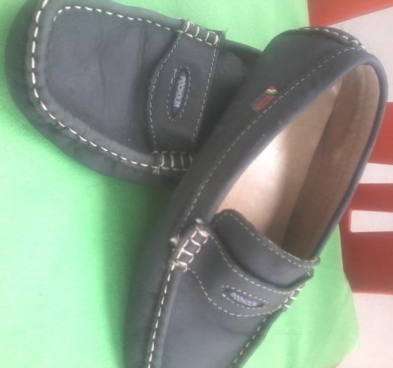 Zapatos Pocholin Para Niños Usados