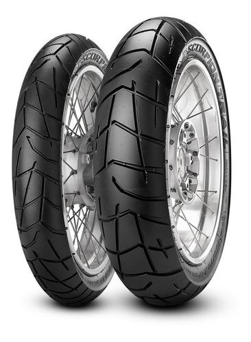 Cubierta Moto 130 80 17 Pirelli Scorpion Trail Avant Motos