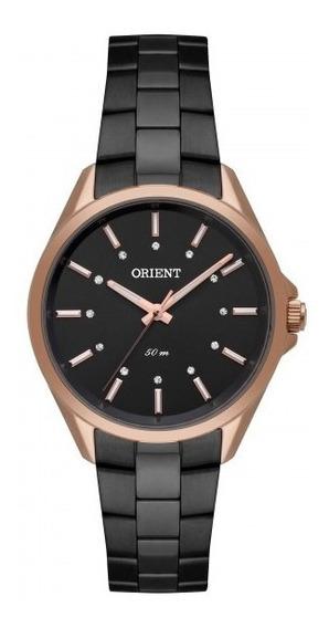 Relógio Orient Ftss0069 G1px Feminino Preto - Refinado