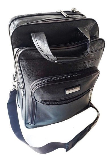 Mochila Tira Colo Bolsa Pasta Compartimento Notebook Laptop
