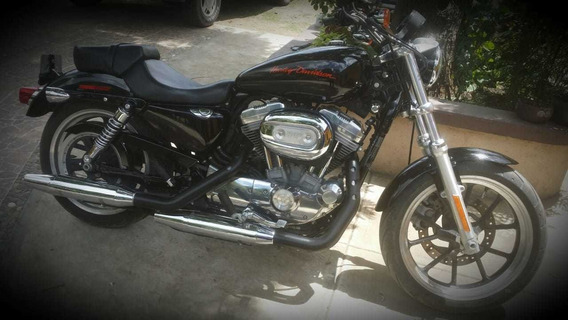 Sportster Superlow Xl883