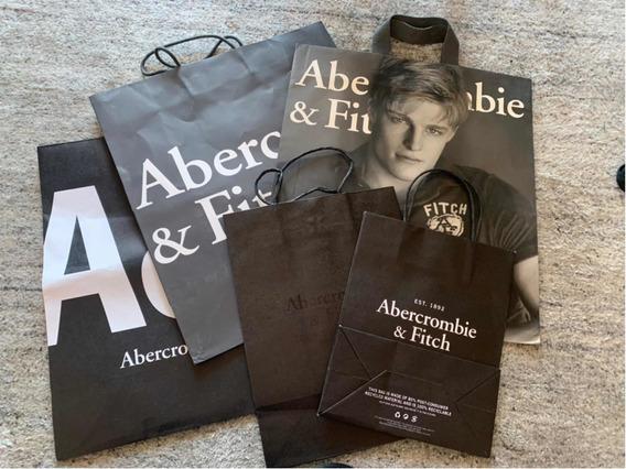 Bolsas Abercrombie & Fitch