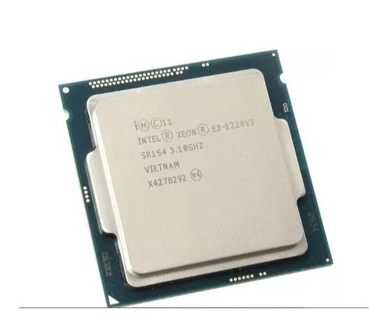 Processador Intel Xeon E3-1220 V3 3.10ghz 8m Lga1150