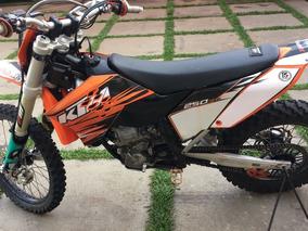 Ktm Exc-f 250 2010 - Motor 0km - Com Nf E Di De Importação
