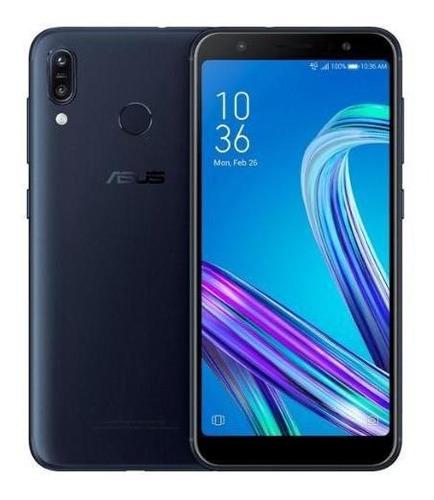 Smartphone Asus Zenfone Max M3 64gb 13mp+8mp 5,5  Preto