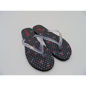 b00829094e Chinelo Capricho Shoes Cherry Poa Cp3155 Preto Cristal