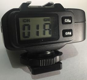 Godox X1 Sony Receptor De Flash Sem Fio Ttl Rádio 2.4ghz