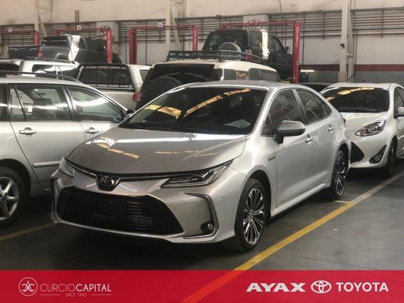 Toyota Corolla Se-g 1.8 Automatico 2020 Celeste 0km