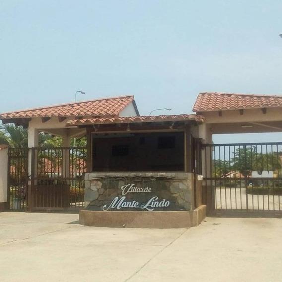 Se Vende Linda Casa De Playa Urb. Villas De Monte Lindo