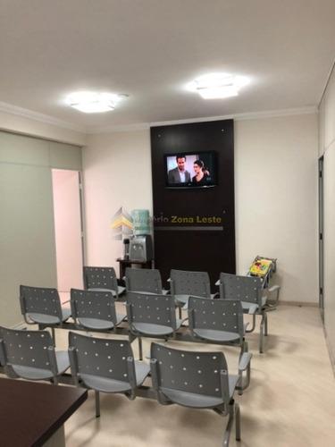 Sala Comercial Para Locação No Centro, Rua São Bento 95 M - 4826