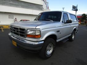 Ford Bronco 5.0 Mt 5000cc 4x4