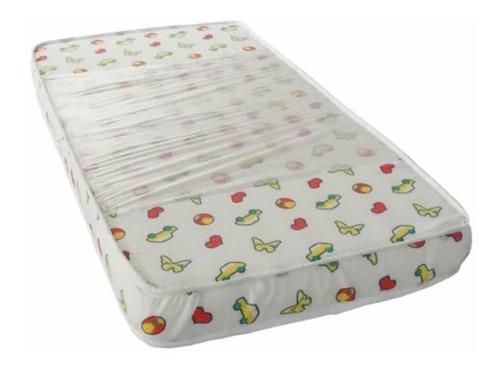 Imagen 1 de 4 de Colchón Arcoiris Babyfloat® Infantil 140x80x12 Jmt