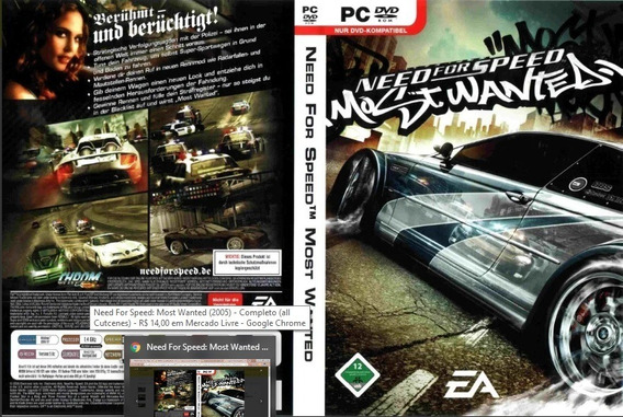 Need For Speed Most Wanted Pc Digital