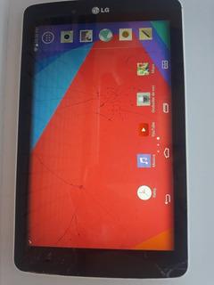 Tablet Lg V400 Usada Mirar Foto Tactil Roto Funciona Igual