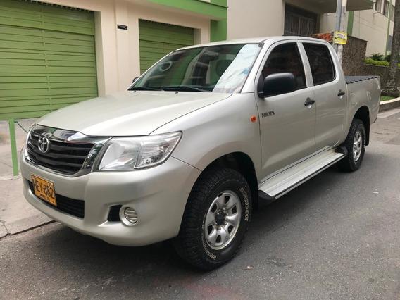 Toyota Hilux 4x4 2.5 Diesel