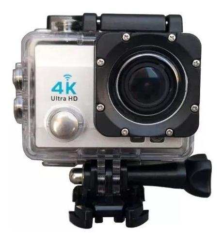Câmera De Ação Action Go Pro Sport 4k Wifi Esporte Mergulho