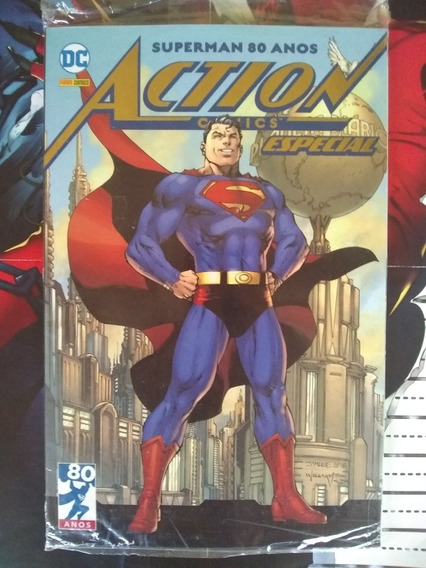 Action Comics Especial Panini