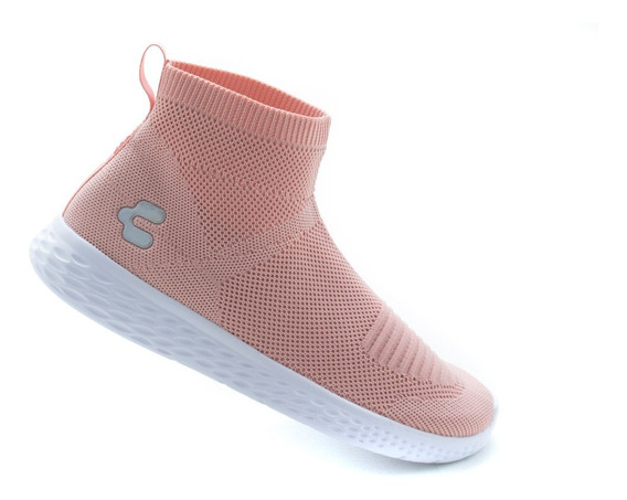 Botas Relax Light Sport Charly 1050507 Coral Originales