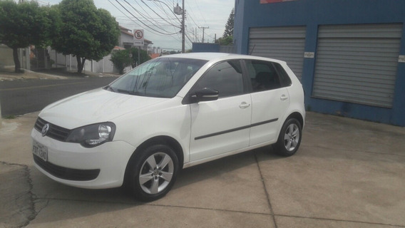 Volkswagen Polo 2012 1.6 Vht Total Flex 5p