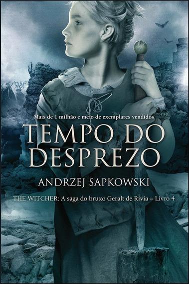 Livro: Coleção The Witcher - Tempo Do Desprezo - Vol. 4