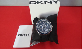 Relogio Dkny Frete Gratis Ny1469 Cronografo Dona Karan