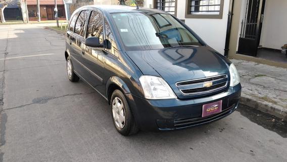 Chevrolet Meriva Gl Año 2009