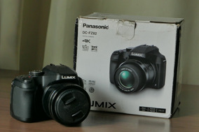 Panasonic Lumix Fz82 4k 100mbps 60x (20-1600mm)