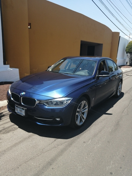 Bmw Serie 3 2.0 330e Luxury Line Híbrido At 2018