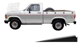 Calco Chevrolet C20 D20 Deluxe Juego