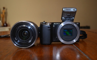 Sony Nex 5-n Impecable!!!